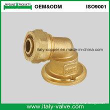 Garantía de calidad de 6 años Codo de latón para tubería Pex (AV9061)