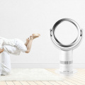 Liangshifu Mini ventilateur sans lame électrique oscillant intelligent avec contrôleur à distance