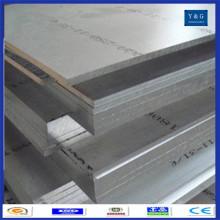 7039 Plaques / plaques en alliage d'aluminium