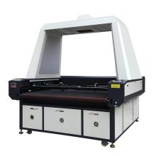 CNC de coupe laser haute qualité dorée à fibre 500W / 1000W