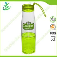 450ml Wholesale Tritan Water Bottle with Storage