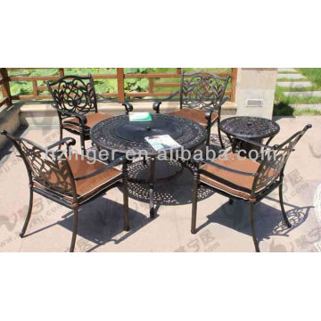 aluminum die casting of garden furniture,outdoor furniture