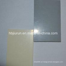 4 * 8 placa de PVC cinza para engenharia