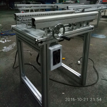 Chip PCB Assembly Line Aluminum Conveyor Equipment