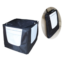 High Quality for Car Boot Tidy Bag Totally Zippered Up Collapsible Car Trunk Storage Bag export to Serbia Wholesale