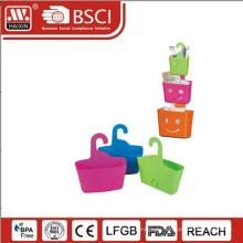 пластиковые корзины w/крючком