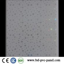 Design blanc Hotstamp Panneau PVC PVC Plafond 25cm