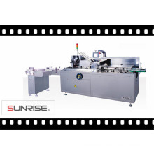 Online Bottle Unscramable and Feeding Carton Packaging Machine