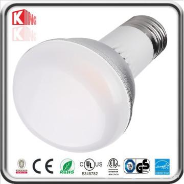 Lumière d'ampoule de Br20 / Br30 / Br40 LED imperméable énumérée par UL