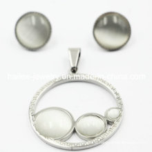 316L jóia da forma do aço inoxidável ajustada para o presente