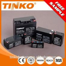Professional 4v 3.5ah battery for solar portable light