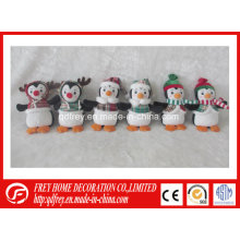 Christmas Plush Gift Toy with Small Size