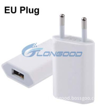 EU Plug USB Charger Adapter for Apple iPhone 5