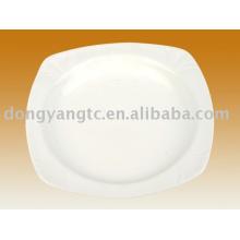 Platos de cena a granel de porcelana de 12 pulgadas