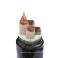 Fornecimento de fábrica 0.6 / 1kv 5 core 4 núcleo 300mm2 630mm xlpe cabo especificação preços