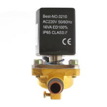 2 ways normal closed water solenoid valves 24v, 12v