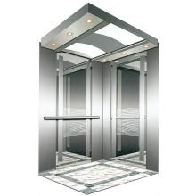Passagier Aufzug Lift Mirror geätzt Herr & Mrl Aksen Ty-K224