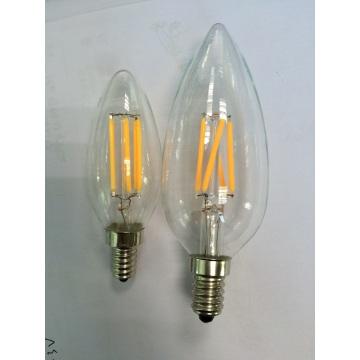 C45 большой свеча света 3.5W церковный свет лампы