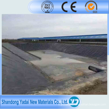 Waterproofing HDPE Geomembrane Liner for Construction, Aquiculture