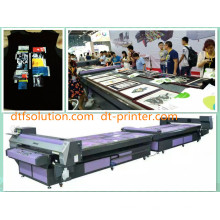 Tshirts Printing with Mimaki Printer