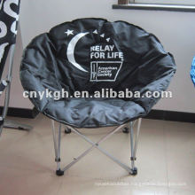 Comfortable Foldable moon chair Round chair VEC8008