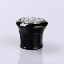 zamac metal fancy perfume bottle cap