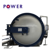 Rubber Steam Heating Type Autoclave