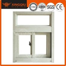 Cadres de fenêtres en aluminium commerciaux de haute qualité