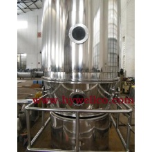 Food Powder Fluid Bed Drying Machine