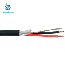 Twisted Pair XLPE Cable Instrument Shielded 2 Pairs Instrument Cable