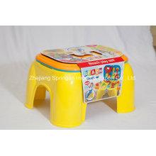 Jeu de tabouret Set Toy pour Beach Series