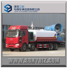 20000L FAW 8X4 Pesticide Pulvérisateur Camion
