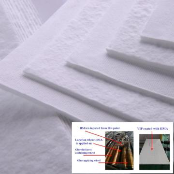 Fiberglass Vacuum Insulation Panel