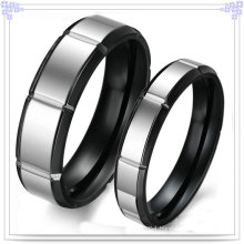 Fashion Jewelry Stainless Steel Jewelry Finger Ring (SR527)