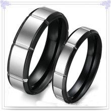 Jóias de moda anel de dedo da jóia de aço inoxidável (SR527)