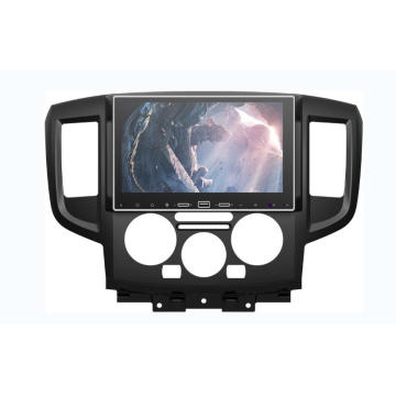 Yessun 10.2 Inch Android Car DVD GPS for Nissan Nv200