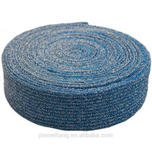 JML1332 New Items on 2015 raw material of foam sponge scourer with assort color