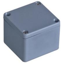 Алюминиевая литьевая водонепроницаемая коробка для металлической распределительной коробки