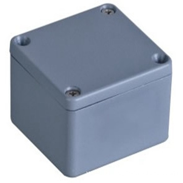Best quality and factory for Aluminum Skirting Board Aluminum Die-casting Waterproof Box For Metal Junction Box export to Germany Suppliers