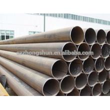 Q235 tube / tuyau / Q235 MS ERW TAILLE PLUS GRANDE TUBE SPIRAL / TUYAU D'ACIER