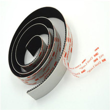 3M glue adhesive hook loop fastener tape