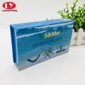 caja de regalo de embalaje del cable de alimentación