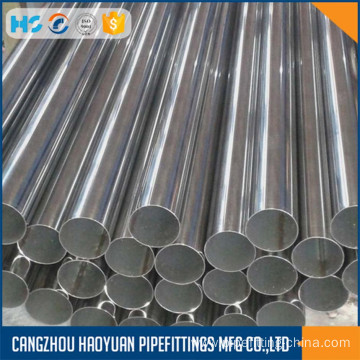 Top for Steel Pipe 1.4301 SCH10 6Meter Stainless Steel Pipe export to Senegal Suppliers
