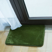 100% polyester machines d'impression anti-fatigue accpressure tapis de pied