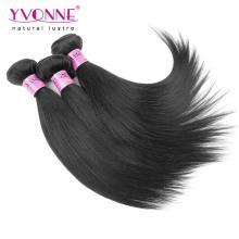 Естественная Прямая Индийский Девы Волос