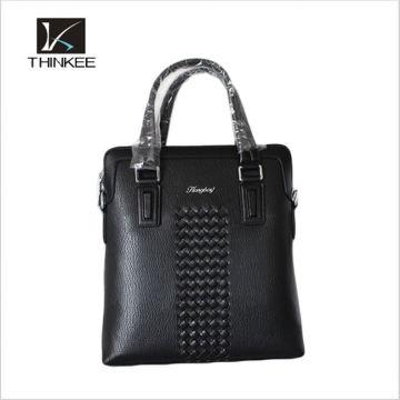 bolsa nova do negócio do couro da bolsa do saco do curso dos homens da chegada