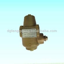 temperature control valve/thermostat valve for air compressor spare parts temperature control valve/thremostatic valve