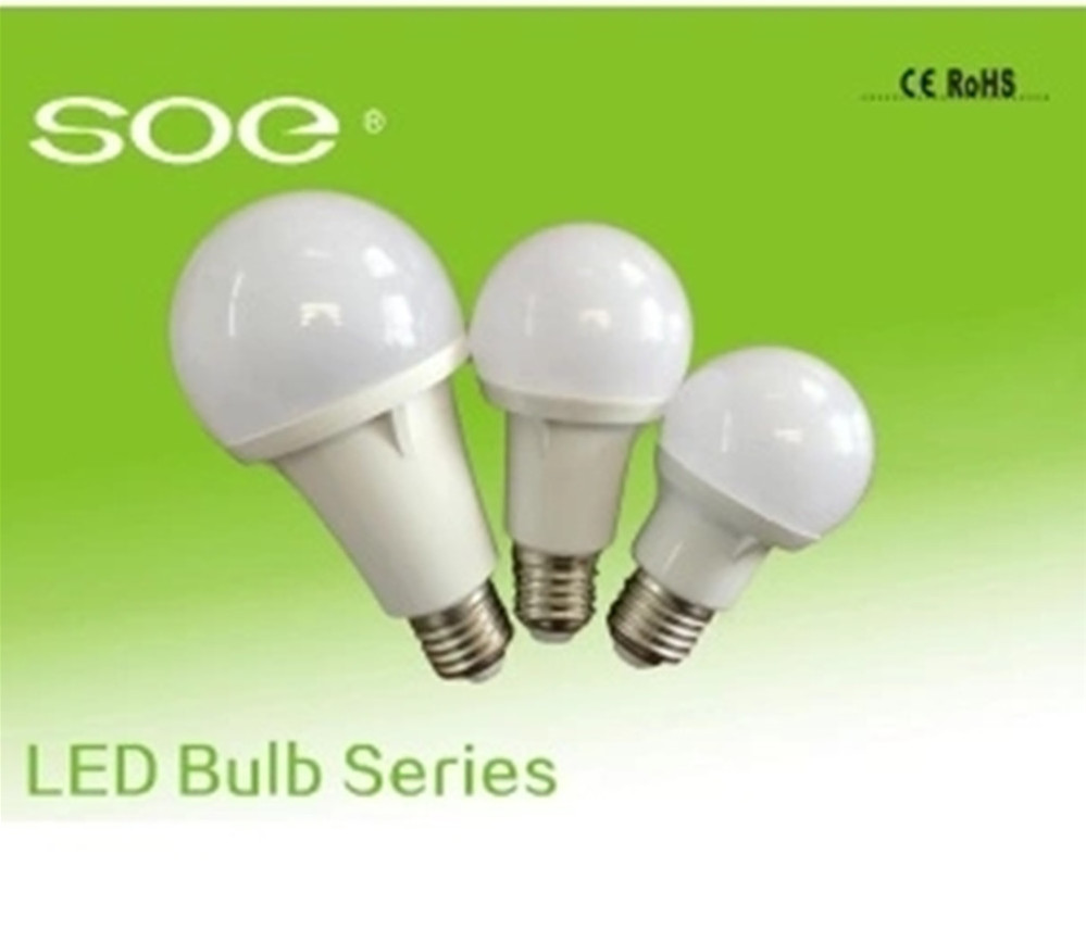 13W plastic housing led bulb