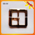 SB04 Custom Antique Brass Small Shoe Pin Buckles 2.5Cm 1 Inch Buckle Wholesale Belt Buckles