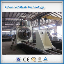 Máquinas de solda de tubo de tela Johnson fabricadas na China